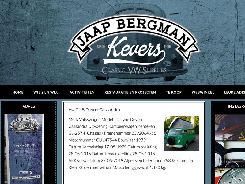 Jaap Bergman Kevers