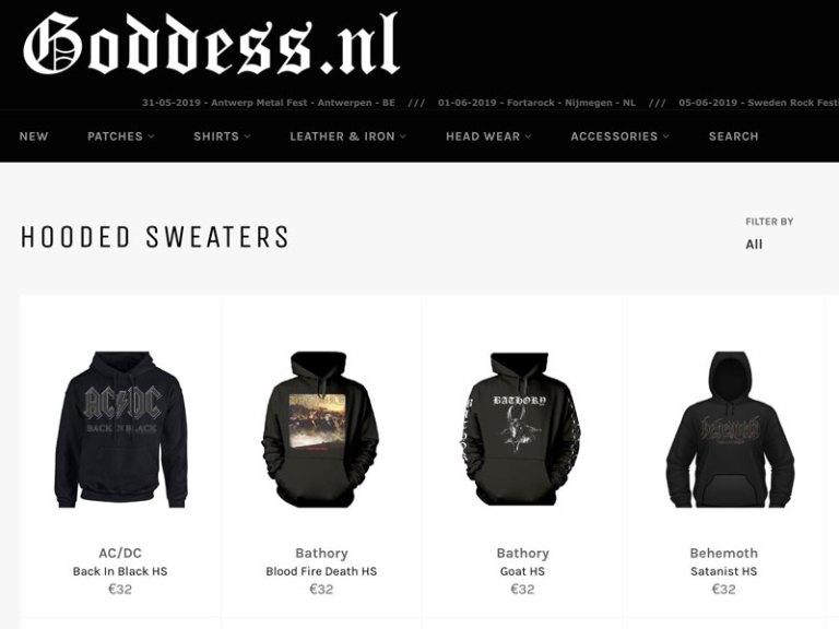 Goddess.nl