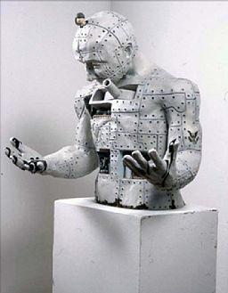 Sculpture by Bryan Alexander Davis © bitterherbs via CCLicense
