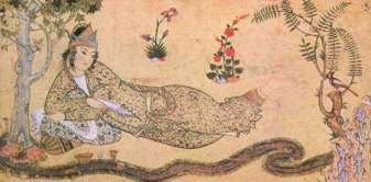 Queen of Sheba Artist unknown