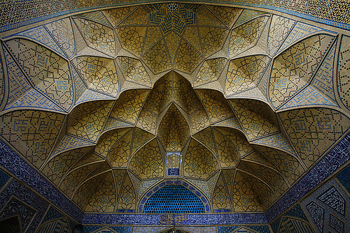 The Friday Mosque, Isfahan, Iran ©LetsGoIran with CCLicense