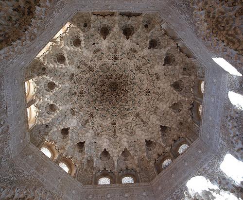 Sala de los Dos Hermanas,  Alhambra, Granada, Spain © Antonio M. Mora García with CCLicense