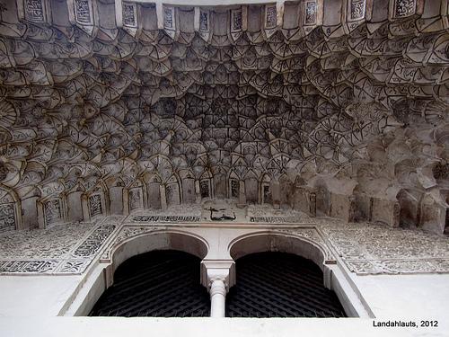 Corral del Carbòn, Granada, Spain © landalauts with CCLicense