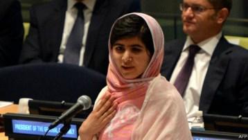 Malala Yousafzai © Ronamasa with CCLicense