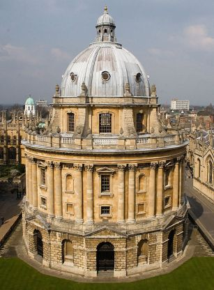 Radcliffe Camera, Bodleian Library © Roman Kirillov with CCLicense