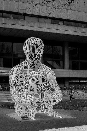 Alchemist, Jaume Plensa  image © Ezequiel Zwik with CCLicense