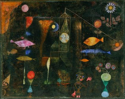 Fish Magic, Paul Klee, 1925
