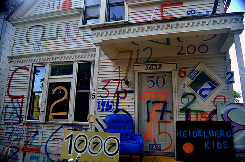 """Number House"" © Nic Redhead with CCLicense"
