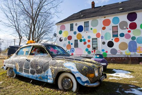 Penny Car © David Yarnall with CCLicense