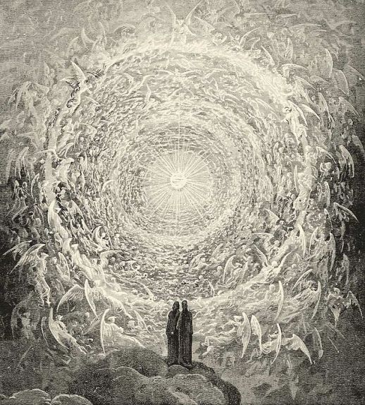 Gustave Doré, Illustration to The Divine Comedy by Dante, 1892