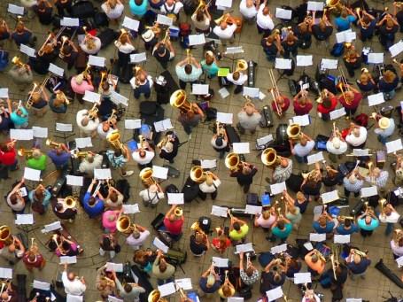 International Trombone Day, Ulm, Germany Public Domain Image on Pixabay