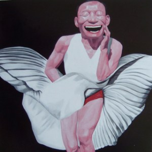Image via Chinese Contemporary Art Gallery  Used in accordance with Fair Use Policy