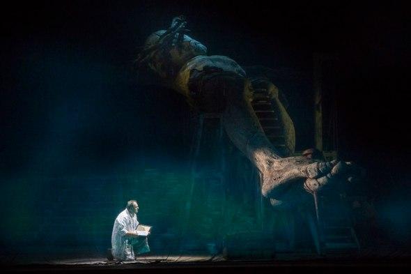 Mathis der Maler, Hindemith, Theater an der Wien, Vienna, 2012, image by Werner Kmetitsch