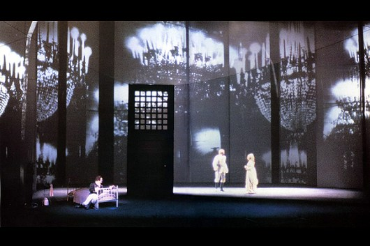 Queen of Spades, Tchaikovsy, Houston Grand Opera, 1982