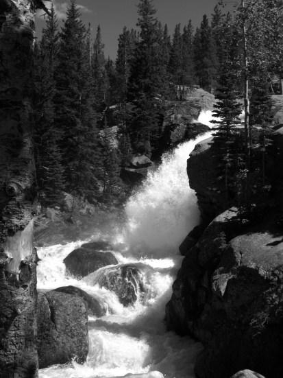 hhhhg © Katherine McDaniel, 2015 Alberta Falls, Rocky Mountain National Park