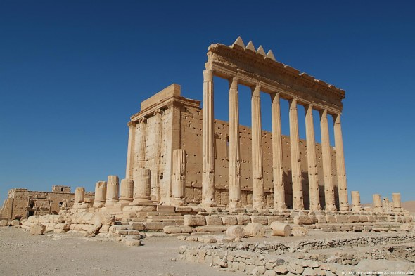 © Martin Schmoda Temple of Bel Used in accordance with Fair Use Policy