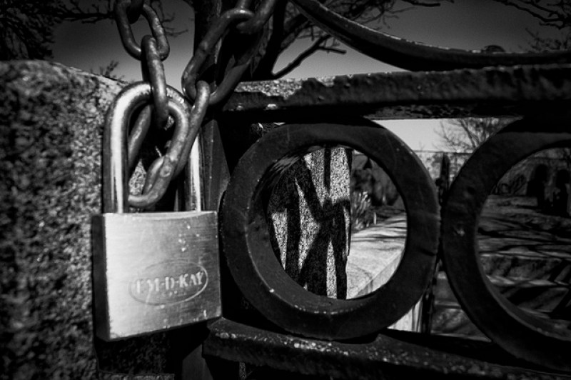 Locked Out © Mary Churchill with CCLicense