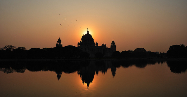 Victoria Memorial, Kolkata (Calcutta) © Abhijit Kar Gupta with CCLicense