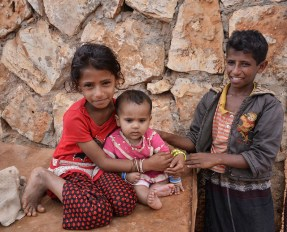 Socotra Children, Socotra Island