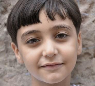 Yemeni boy, Sana'a