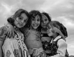 Yemeni Girls, Sana'a