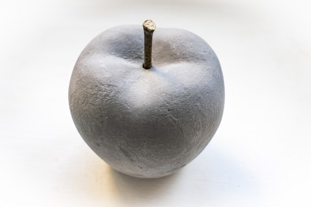 Pact Grey Apple Background Object Stone
