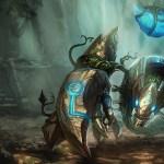 League of Legends – I FINALLY get it! AP vs. AD (Skarner)