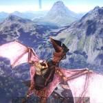 ARK: Survival Evolved – Taming a Pteranodon