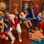 A public service announcement regarding BTS' extended break