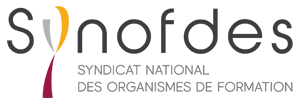 Logo Synofdes - Syndicat national des organismes de formation