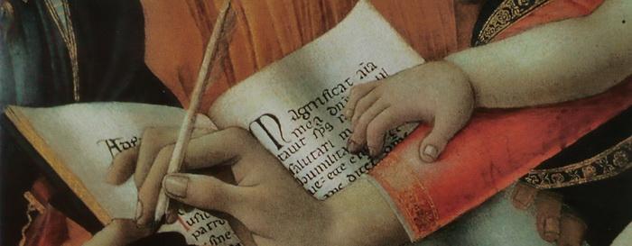 Synopsa ewangelii – tło językowe