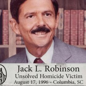 jack l robinson