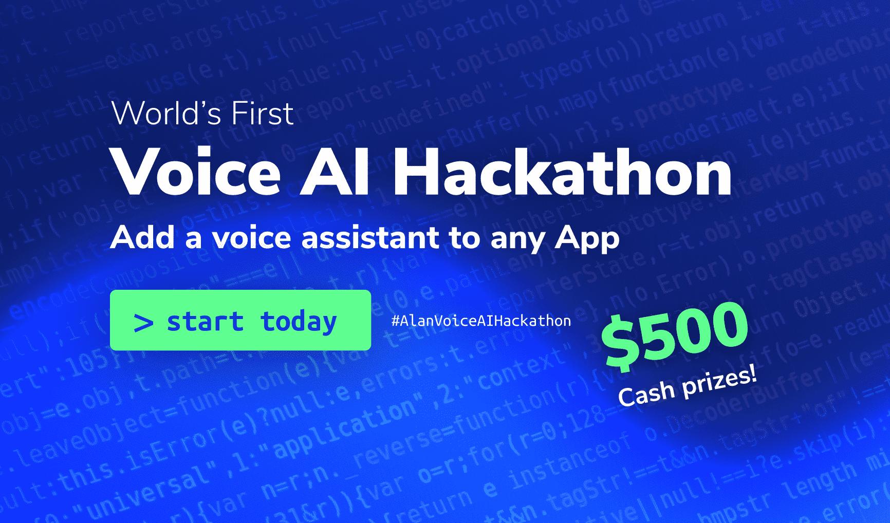 Voice AI Hackathon