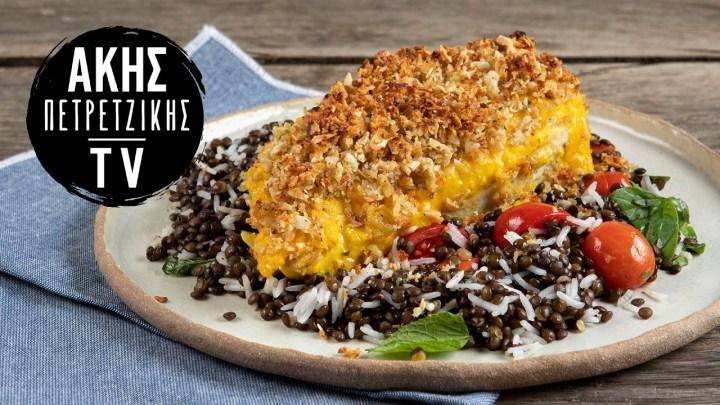 Κοτόπουλο με Σαφράν Επ. 11 | Kitchen Lab TV | Άκης Πετρετζίκης
