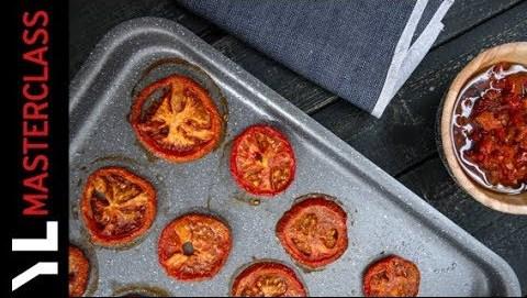 Πως να κάνουμε ψητές ντομάτες   Yiannis Lucacos