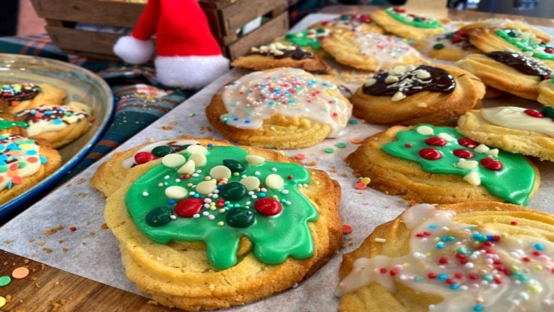 Χριστουγεννιάτικα Μπισκότα Λάμπρος Βακιάρος
