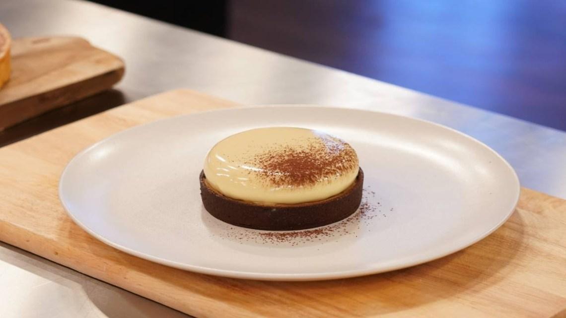 Master Class | Coffee tart