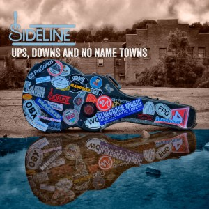 Sideline, bluegrass, acoustic, Mountain Home Music Company, Syntax Creative - image