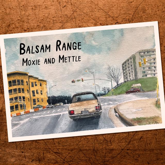 Balsam Range, bluegrass, folk, acoustic, Mountain Home Music Company, Syntax Creative - image