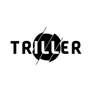 Triller, logo, app, streaming, Syntax Creative - image