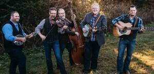 Balsam Range, bluegrass, acoustic, folk, Mountain Home Music Company, Syntax Creative - image