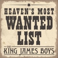 The King James Boys, Morning Glory Music, bluegrass, gospel music, Christian music, Syntax Creative - image