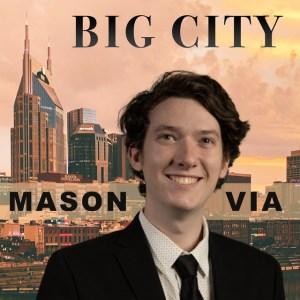 Mason Via, Mountain Fever Records, bluegrass, acoustic, folk, Syntax Creative - image