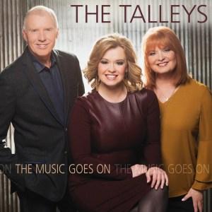 The Talleys, Lauren Talley, southern gospel, Horizon Records, Syntax Creative - image