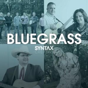 Sideline, Kenny & Amanda Smith, Junior Sisk, Kristy Cox, Bluegrass Sounds, bluegrass, playlist, Synatx Creative - image
