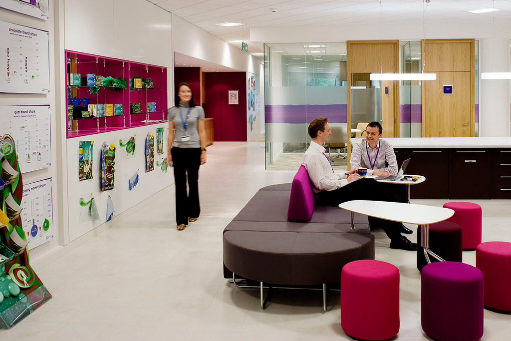 sustainable office fit-out