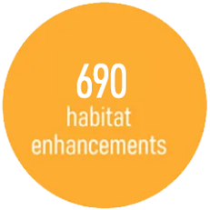 habitat enhancements