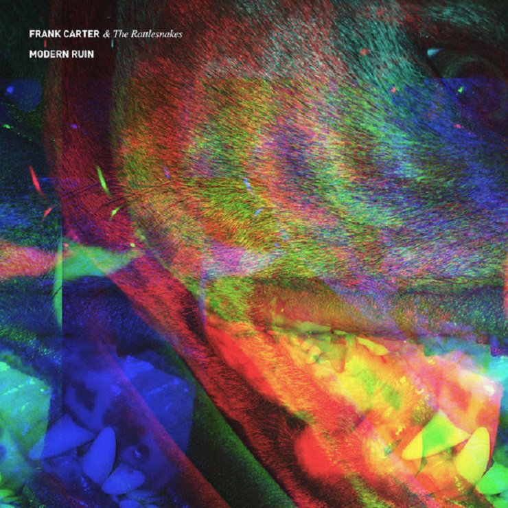 Image result for modern ruin frank carter and the rattlesnakes