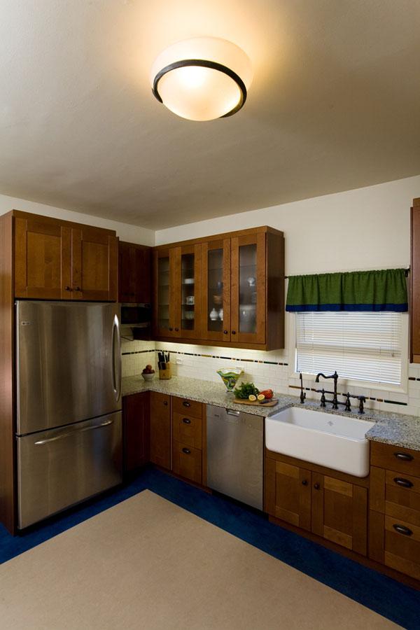 Contemporary Craftsman Kitchen on Modern:gijub4Bif1S= Kitchen Remodel  id=77312