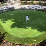 What To Consider For Using Artificial Turf In Dallas Putting Green